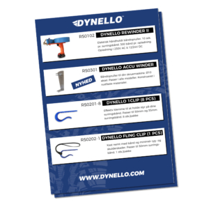 Dynello Flyer example